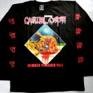 CANNIBAL CORPSE - Hammer smashed face Long sleeve shirt Black (L) NEW Death Metal