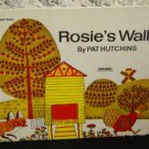 Classic Story - Rosie's Walk by Pat Hutchins Vintage Children's Book