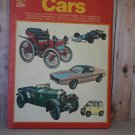 Visual Books Cars by Robert Wyatt Vintage Children Books