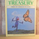 The Sesame Street Treasury with Jim Henson's Muppets Vintage Book