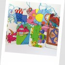 12 Kids Gift Tags - a Variety of images from Disney Books - Handmade - REFNO.CH1