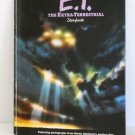 E.T. The Extra-Terrestrial Storybook Hardcover ET - UFO Vintage Book