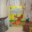 Walt Disney Winnie The Pooh and Tigger Too Vintage Children's Book Disney World