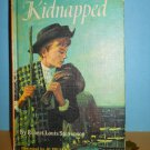 Kidnapped & Tom Sawyer Detective Robert Louis Stevenson Vintage Book Young Adult