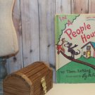In A People House - by Theo. Le Sieg Illustrated by Roy McKie Vintage Children's