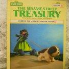 The Sesame Street Treasury with Jim Henson's Muppets Volume 4 - 1983 Vintage