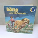 Joe Camp Benji and The Tornado - Vintage Children's Book - Gina Ingogli