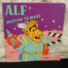 Alf Mission To Mars by Robert Loren Fleming Il Vintage Children's Book