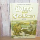 Harry and Shellburt Ready-To-Read Dorothy O. Van Woerkom Ill 1977 Vintage Book