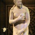 Closeup of Aphrodite in Marble Pompeii 1 Century AD, Fine Art Photograph for Interior Design