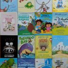16-Book Set for Young Readers (Bilingual editions, Spanish/English)