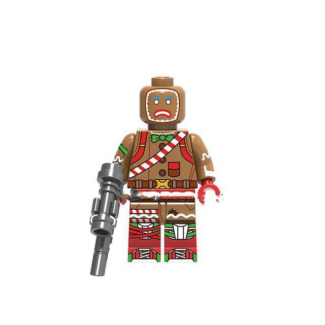 Merry Marauder Fortnite Character Lego Minifigure Toy