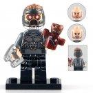 Star Lord Super Hero Avengers Infinity War Lego Minifigure Toy