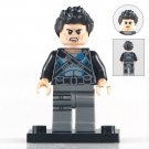 Dick Grayson Crested Hair Super Hero Lego Minifigure Toy