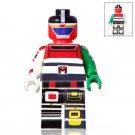 Voltron Team Godmars Lego Minifigure Toy