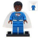 Val-Zod Earth 2 DC Super Hero Lego Minifigure Toy