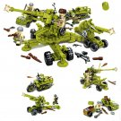 4in1 Army Special Forces SWAT World War 2 Military Lego Minifigure Toys