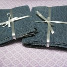 Denim Squares for QUILTING blanket arts JEANS variety packet