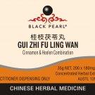 Chinese herbal pills/ health supplements: Gui Zhi Fu Ling Wan (Cinnamon & Hoelen Combination)