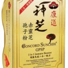 Natural health supplements, herbal pills:Concord Sunchih GPSP (Chinese version) x 2 boxes