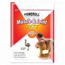 POWEROLL Muscle & Joint HOT Patch - 3 Patches (10.5 x 15cm)