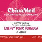 China Med - Energy Tonic Formula