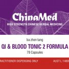 China Med - Qi and Blood Tonic 2 Formula