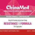 China Med - Resistance Formula