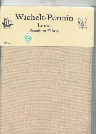 Wichelt-Permin 32ct Linen  27 x 36  Latte  SOLD