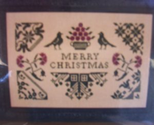 Merry Christmas Quaker