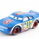 Ralph Carlow Cars Disney 1:55 Die Cast Metal Alloy Car Toy
