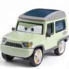 Miles Axlerod Cars Disney 1:55 Die Cast Metal Alloy Car Toy