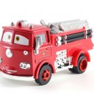 Red Fire Engine Cars Disney 1:55 Die Cast Metal Alloy Car Toy