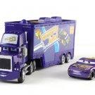 Truck Kingdom and Lee Revkins Cars Disney 1:55 Die Cast Metal Alloy Car Toy