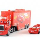 Truck Kingdom and McQueen Cars Disney 1:55 Die Cast Metal Alloy Car Toy