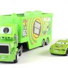 Truck Kingdom and Darren Leadfoot Cars Disney 1:55 Die Cast Metal Alloy Car Toy