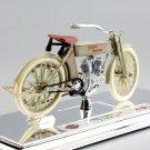Harley 1909 TWIN 5D V-TWIN 1:18 Die Cast Metal Motorcycle Model