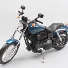 Harley 2004 Dyna Super Glide Sport 1:12 Diecast Metal Motorcycle Model