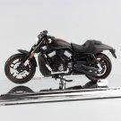 Harley 2012 VRSCDX Night Rod Special Black 1:18 Die Cast Metal Motorcycle Model