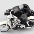 Harley 1958 FLH Duo Glide 1:18 Die Cast Metal Motorcycle Model