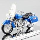 Harley 1997 FLHR Road King 1:18 Die Cast Metal Motorcycle Model