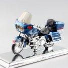 Harley 1980 FLT Tour Glide 1:18 Die Cast Metal Motorcycle Model