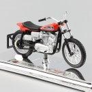 Harley 1972 XR750 Racing Bike 1:18 Die Cast Metal Motorcycle Model