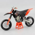 Automaxx KTM 450 SMR 2009 Supermoto 1:12 Die Cast Metal Motorcycle Model Miniature KTM