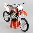 KTM 350 SXF Motocross 1:12 Die Cast Metal Motorcycle Model Miniature KTM