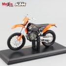KTM 450 EXC Rally SXF Type 1 1:18 Die Cast Metal Motorcycle Model Miniature KTM