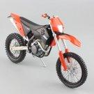 KTM 450 EXC 09 1:12 Die Cast Metal Motorcycle Model Miniature KTM