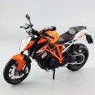 KTM 1290 Super Adventure 1:12 Die Cast Metal Motorcycle Model Miniature KTM