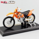 KTM 525 SX 640 Duke II 1:12 Die Cast Metal Motorcycle Model Miniature KTM
