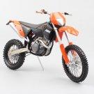 Automaxx KTM 450 EXC 09 1:12 Die Cast Metal Motorcycle Model Miniature KTM Automaxx KTM 450 EXC 09